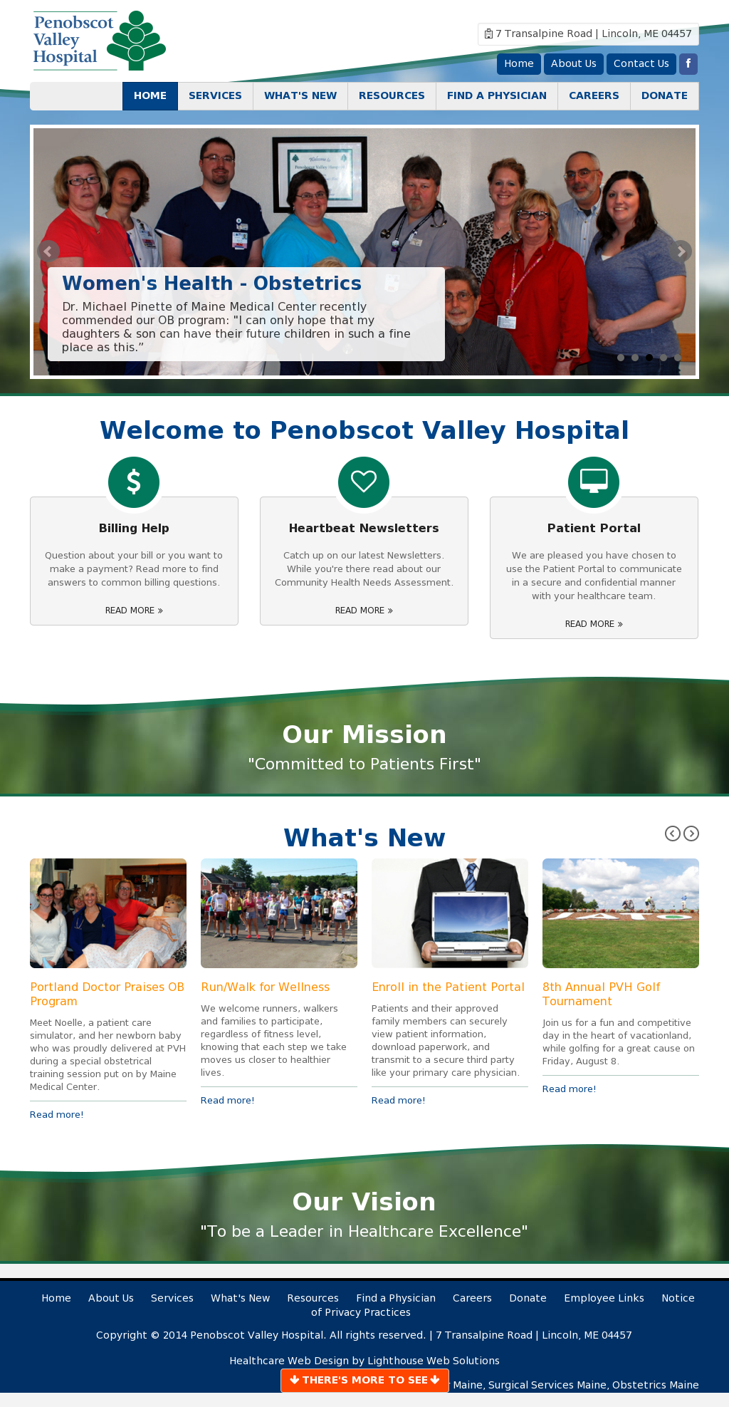 Penobscot Valley Hospital Competitors, Revenue and Employees - Owler