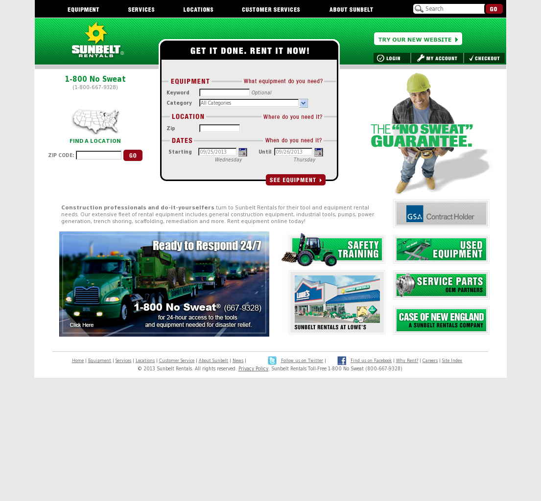 Rent Apartment Website: Sunbelt Rentals Competitors, Revenue And Employees