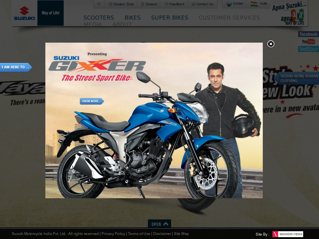 Suzuki Motorcycle India Competitors, Revenue and Employees