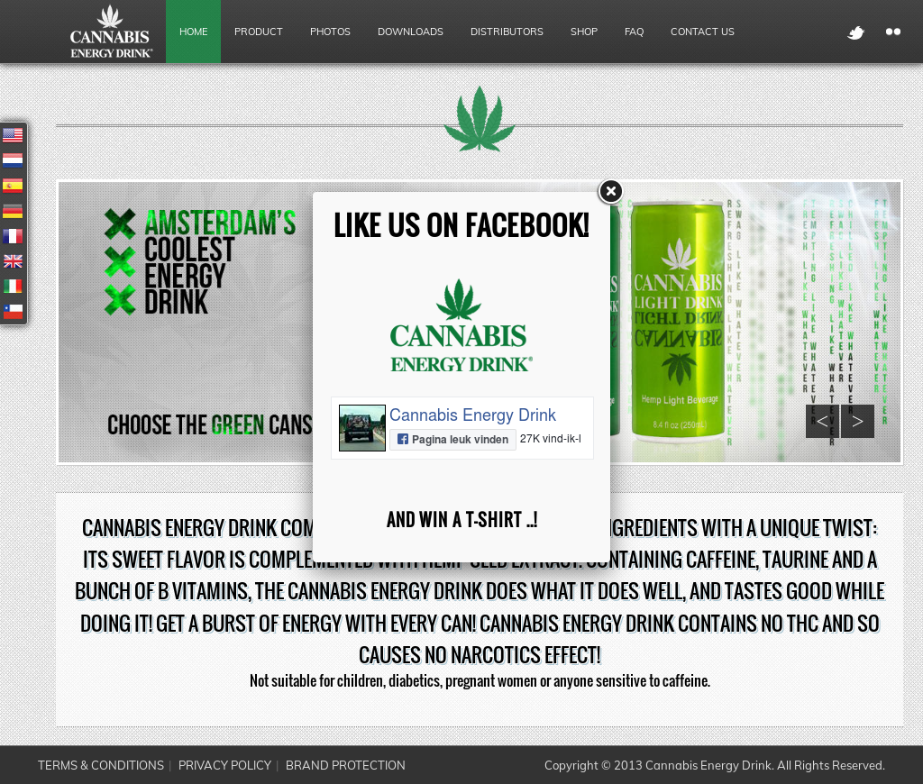 Cannabis Energy Drink Competitors, Revenue And Employees   Owler Company  Profile
