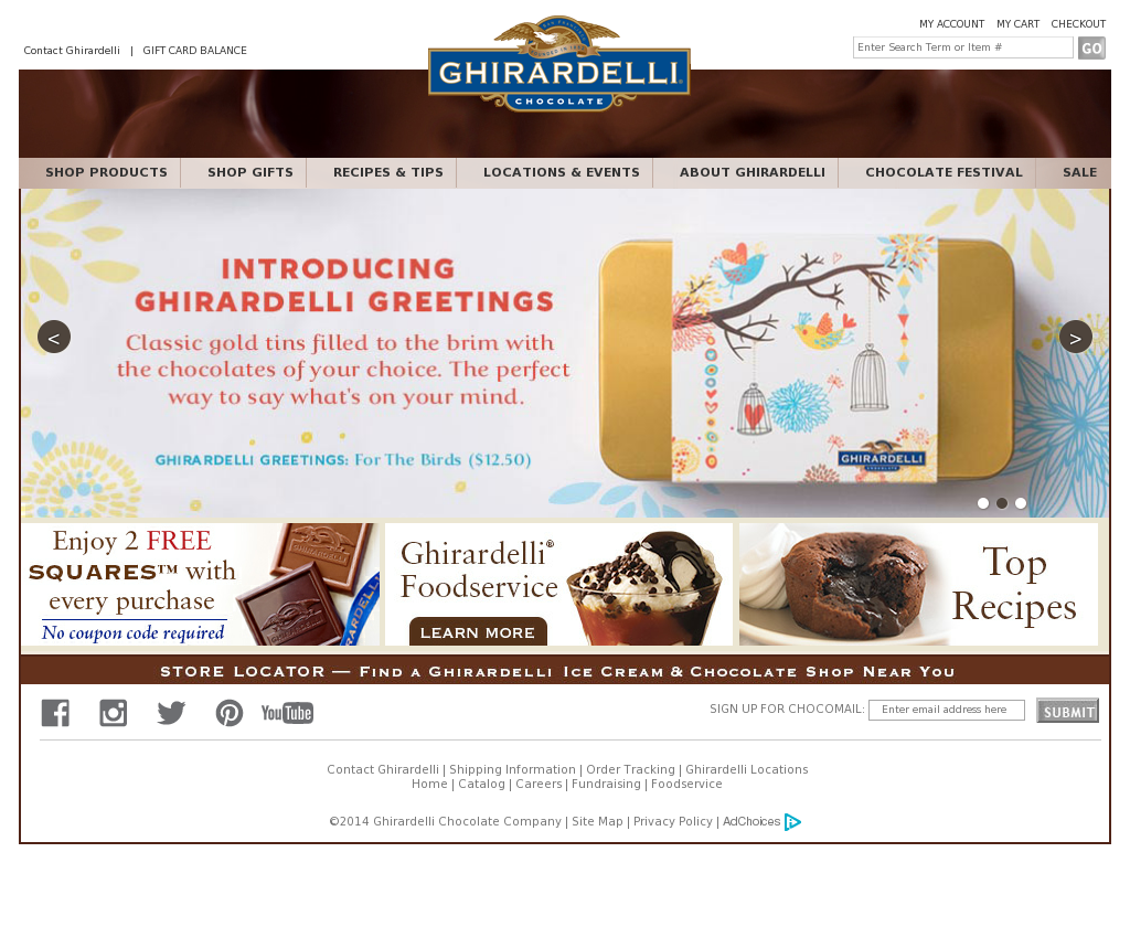Ghirardelli Competitors Revenue And Employees Owler