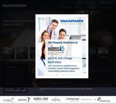 Diaspark website history