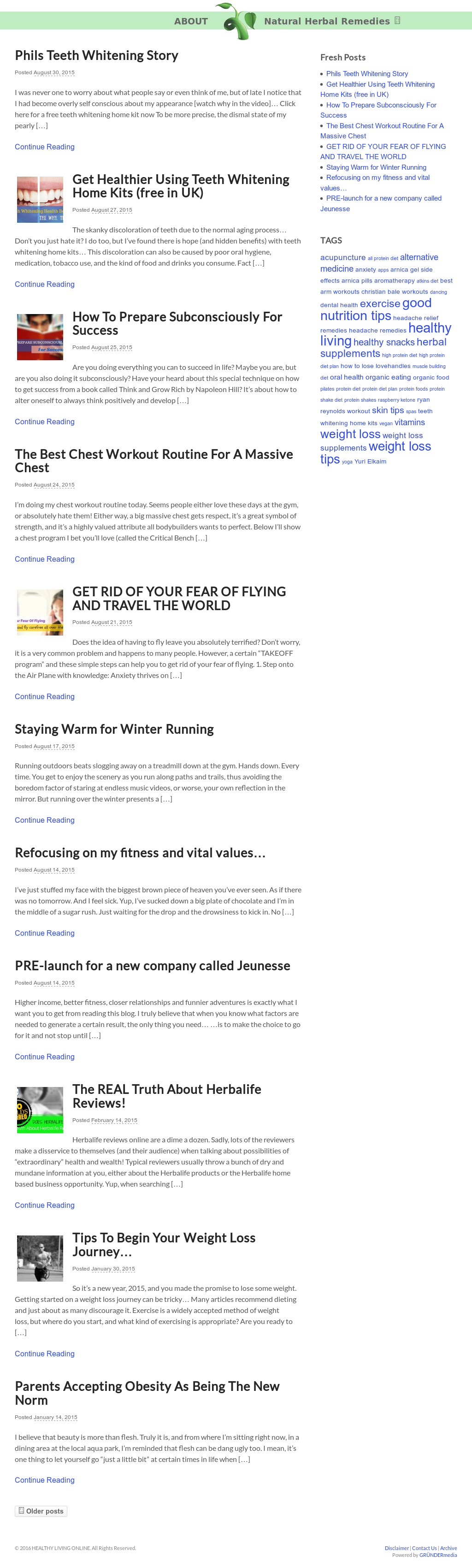 Healthy Living Online Competitors, Revenue and Employees