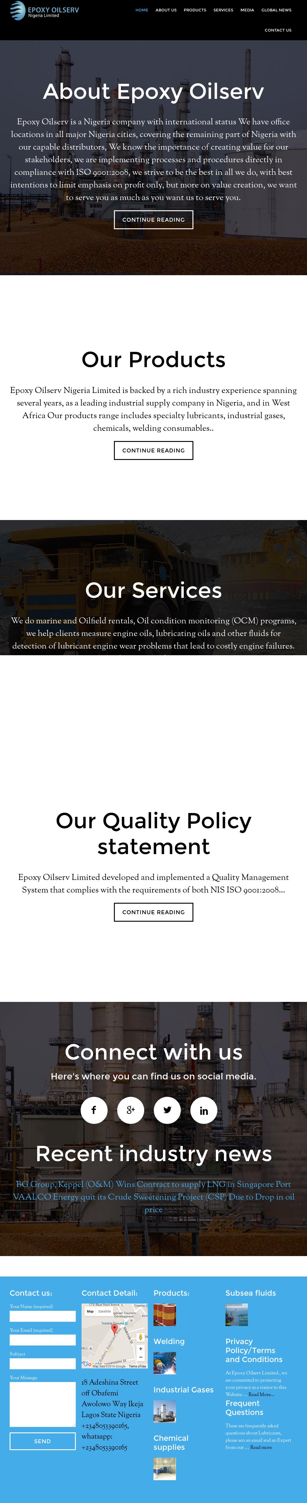 Epoxy Oilserv Competitors, Revenue and Employees - Owler