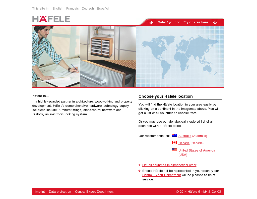 Hafele Competitors, Revenue and Employees - Owler Company