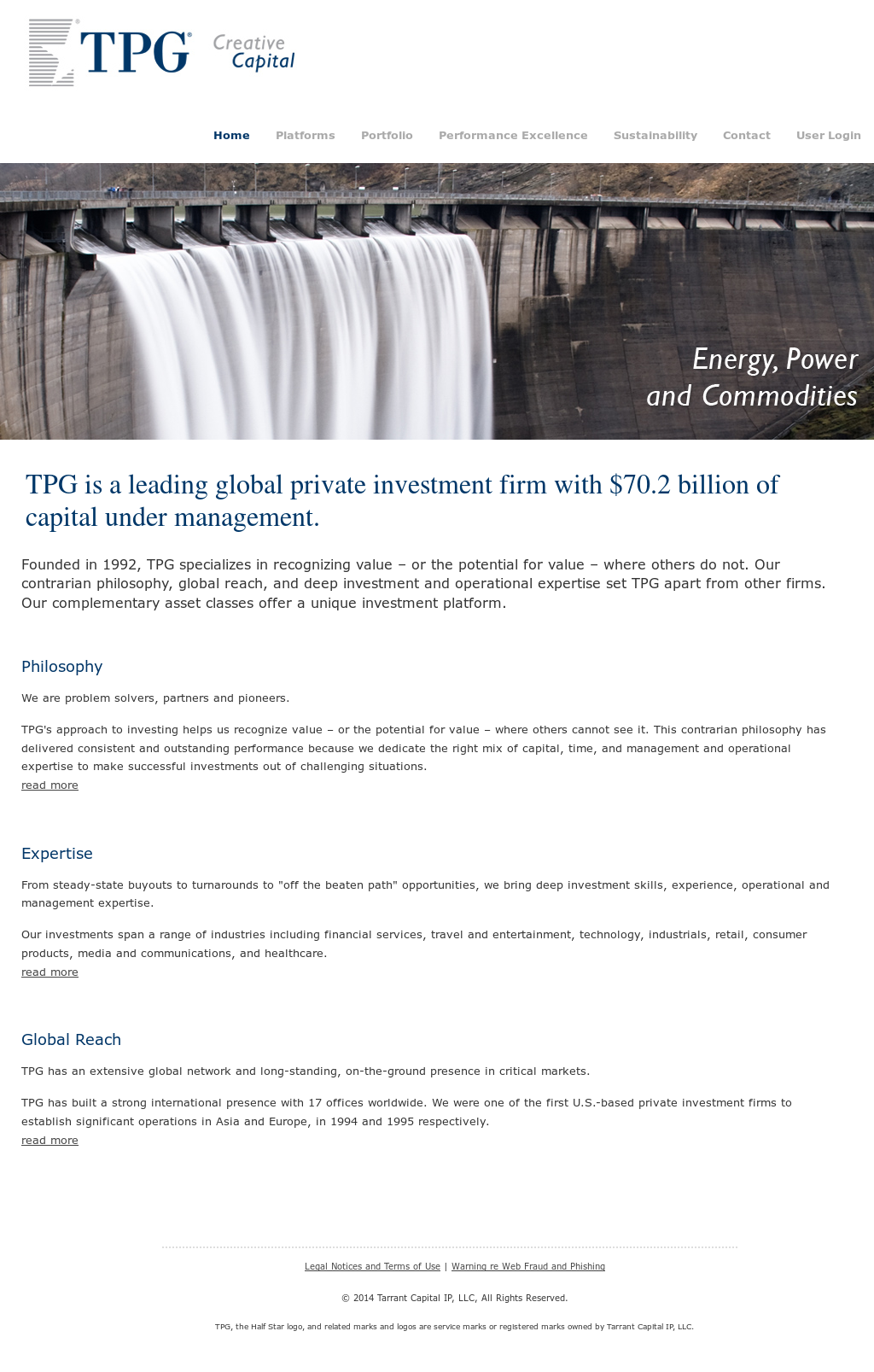 TPG Capital Competitors, Revenue and Employees - Owler