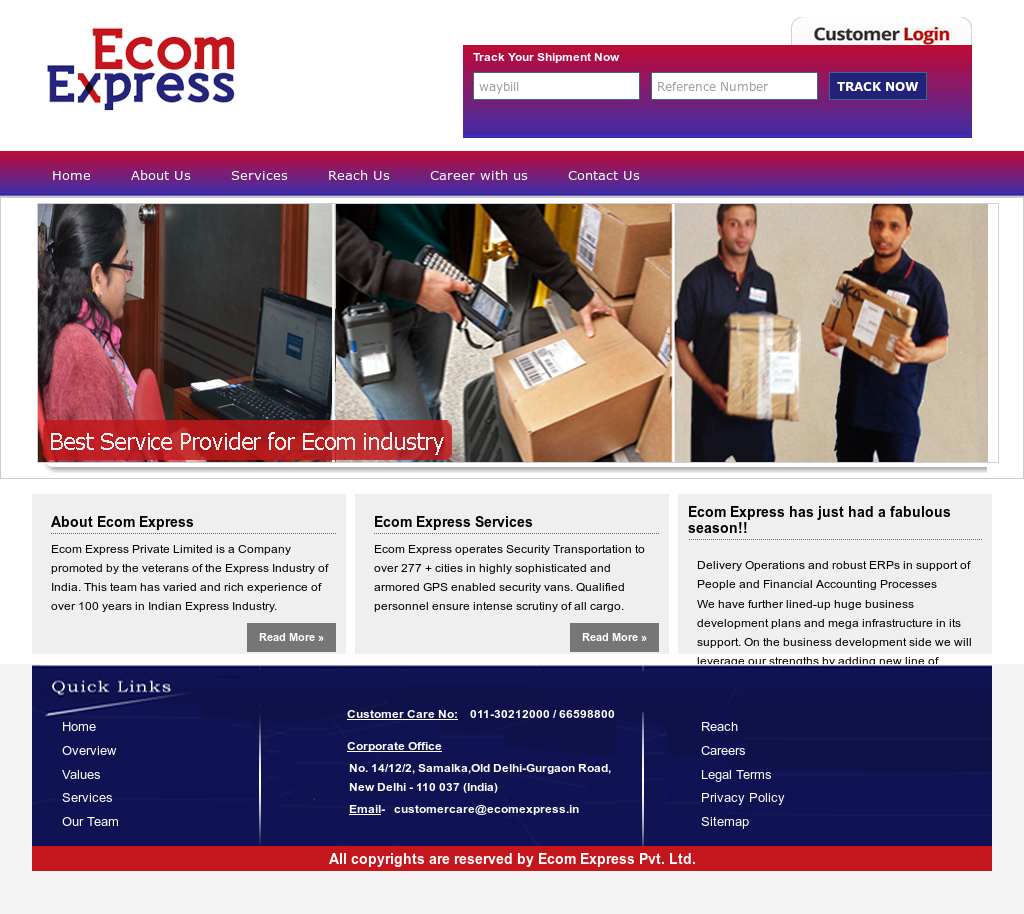 Ecom Express Competitors, Revenue and Employees - Owler Company Profile
