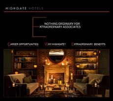 Highgate Hotels Company Profile   Owler