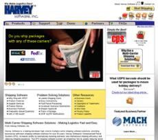 Harvey website history