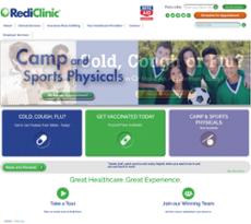 RediClinic website history