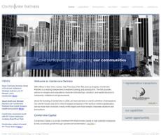 Centerview Partners website history