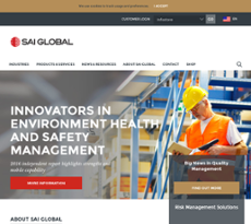 SAI Global Competitors, Revenue and Employees - Owler