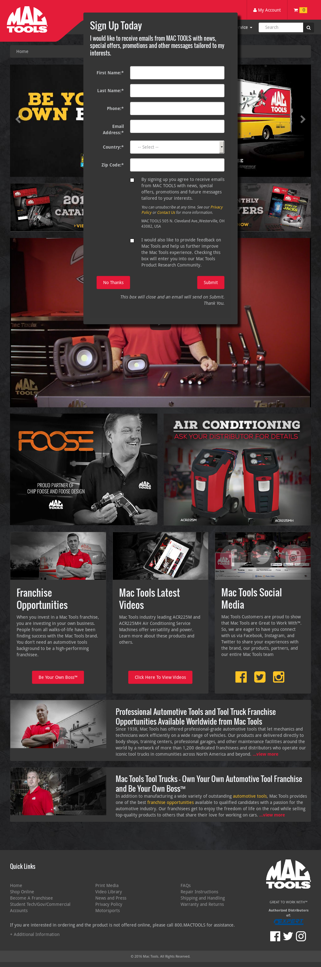 Mac Tools Competitors, Revenue and Employees - Owler Company