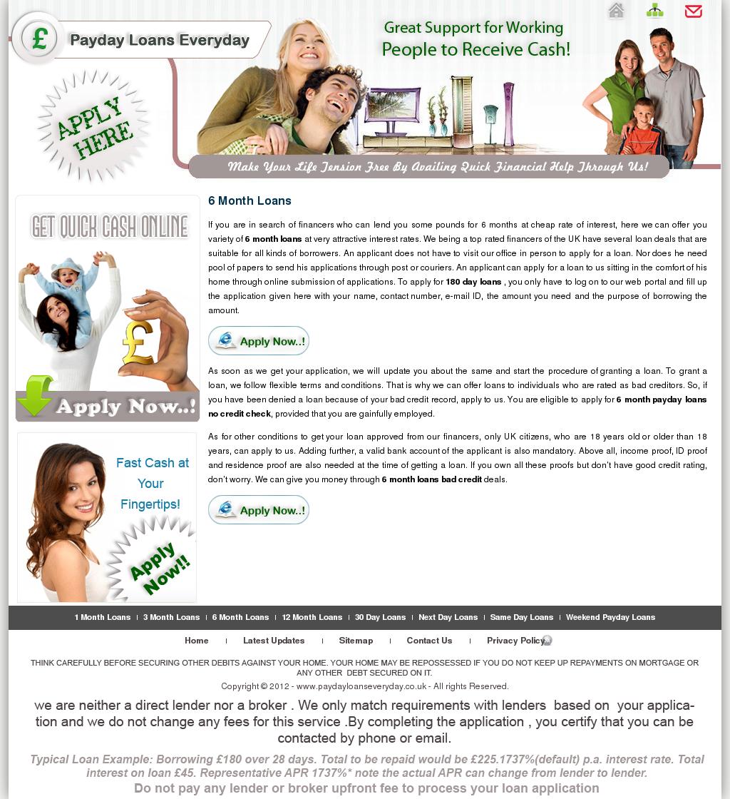 Bank loan with bad credit image 6