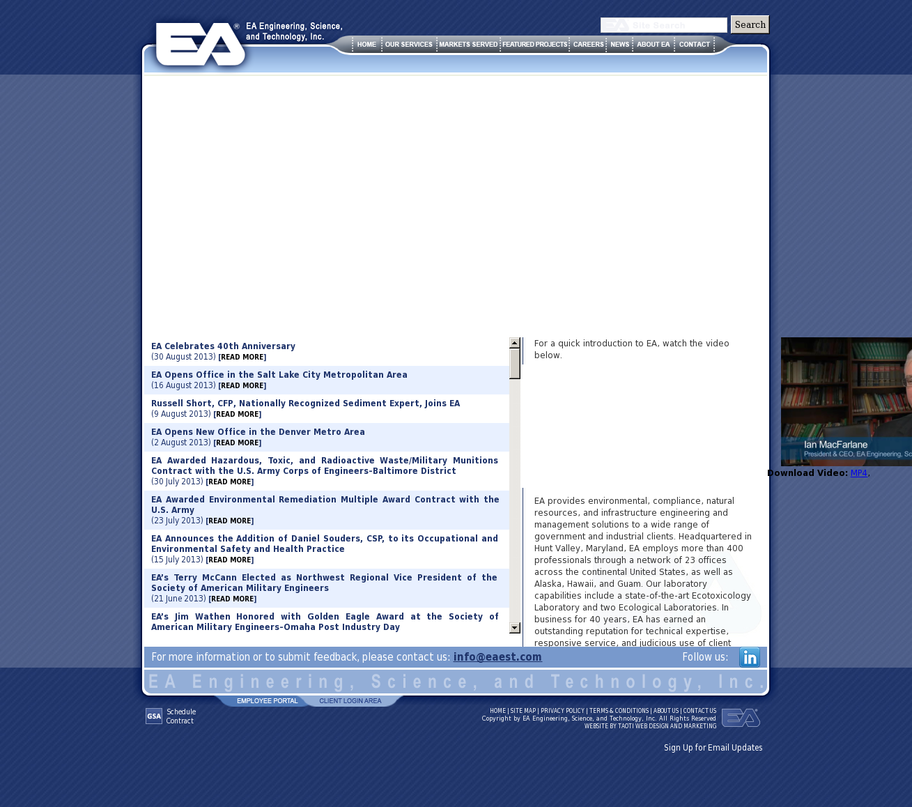 Ea Engineering Competitors Revenue And Employees Owler Company