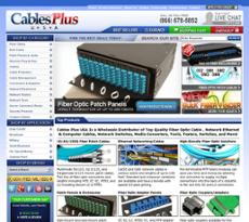 Cables Plus website history