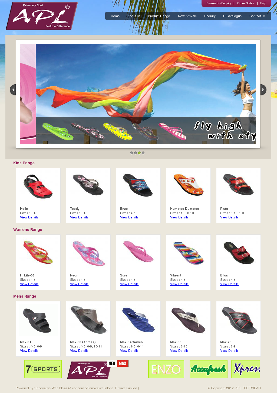 Release: Apl Footwear
