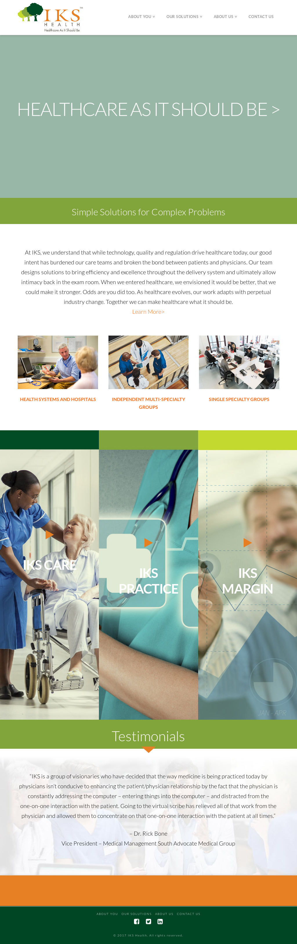 Owler Reports - IKS Health: UAB Medicine to Deploy Scribble