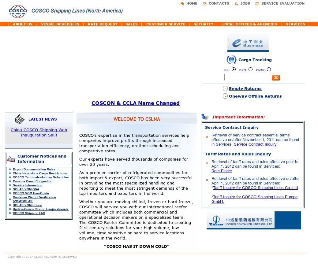 COSCO Competitors, Revenue and Employees - Owler Company Profile