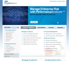 Compliance Ease website history