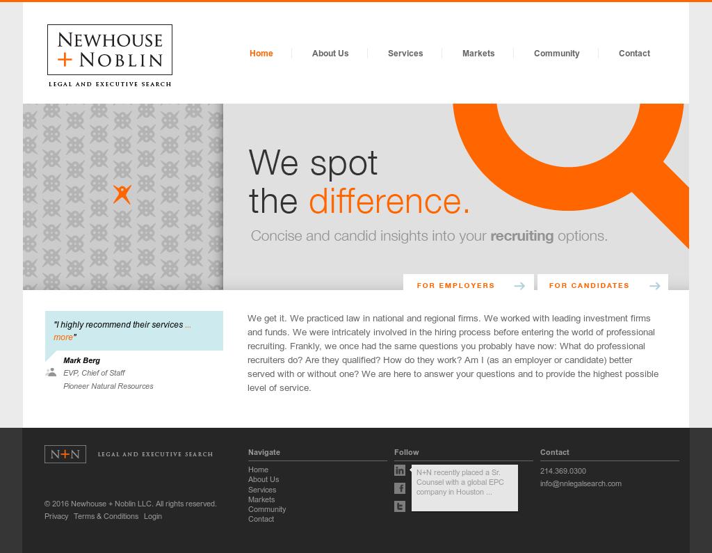 Newhouse Noblin Company Profile Owler