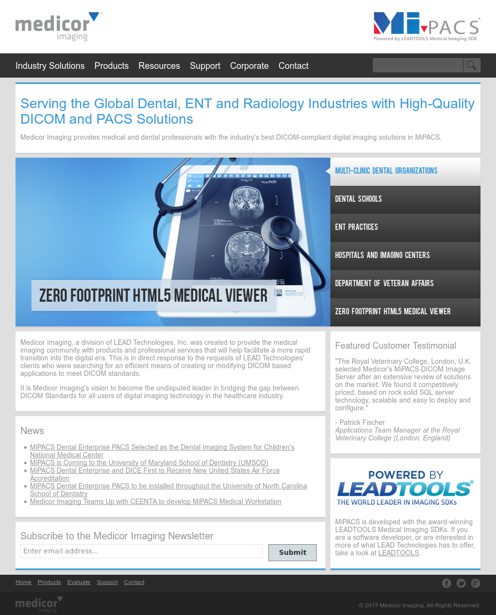 Medicor Imaging Competitors, Revenue and Employees - Owler Company