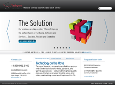 Tachyon Networks website history