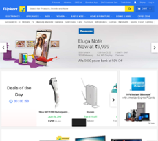 Flipkart Competitors, Revenue and Employees - Owler Company
