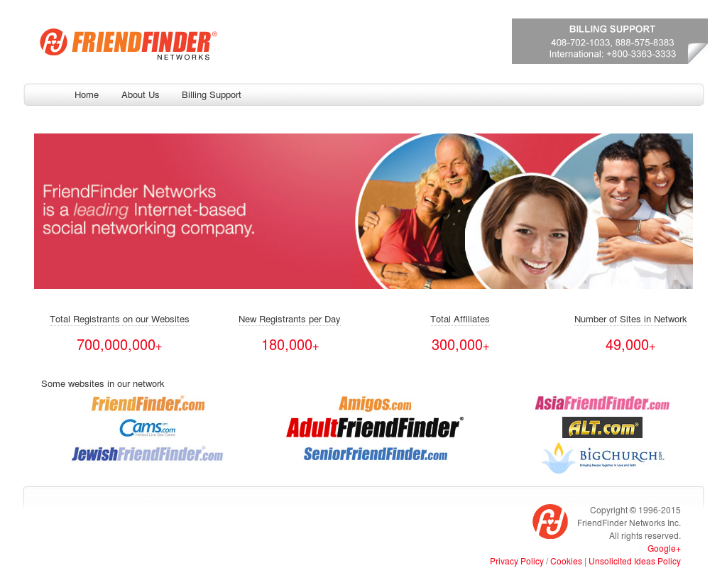 friendfinder competitors, revenue and employees - owler company profile