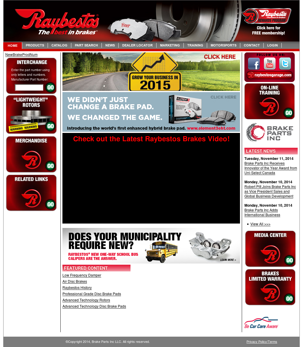 Raybestos Brakes Competitors Revenue And Employees Owler Company