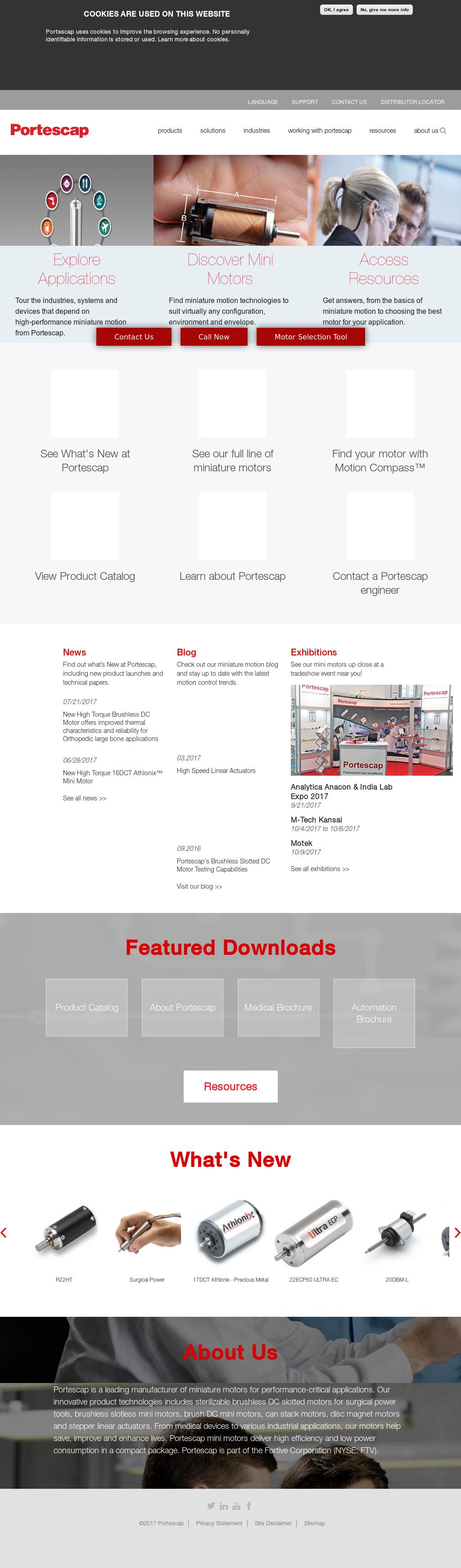 Portescap Competitors, Revenue and Employees - Owler Company Profile