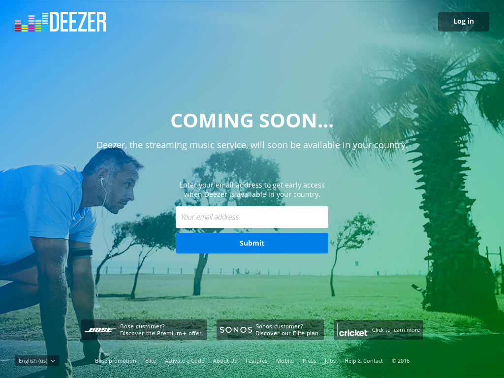 Deezer Competitors, Revenue and Employees - Owler Company