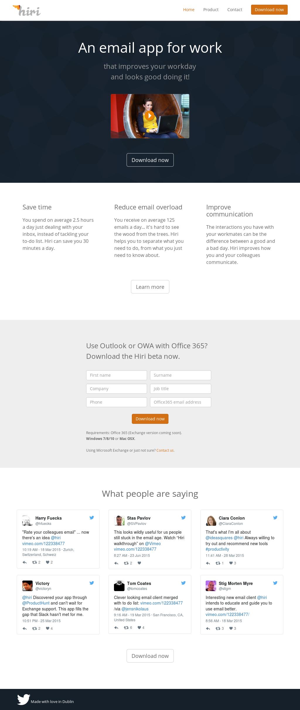 Hiri Competitors, Revenue and Employees - Owler Company Profile