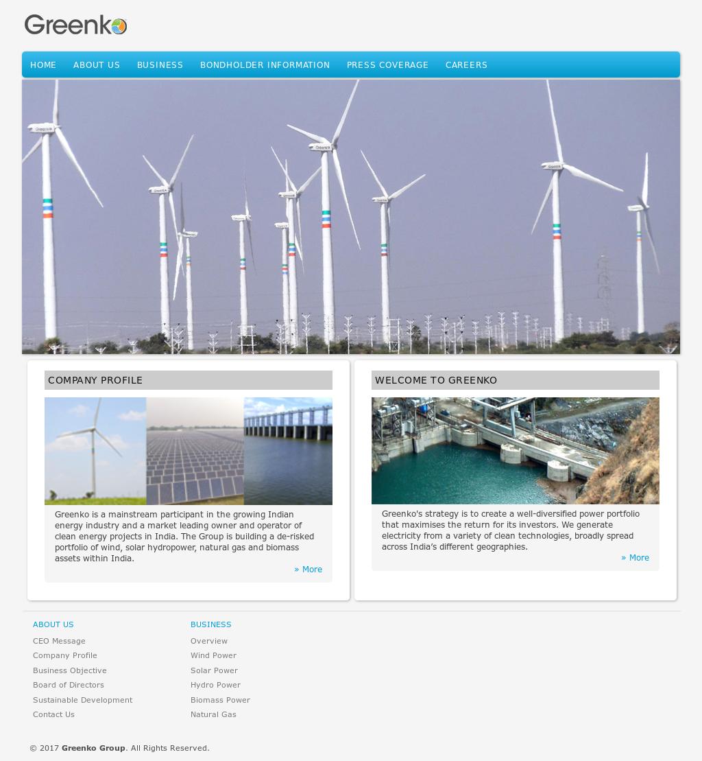 Greenko Competitors, Revenue and Employees - Owler Company