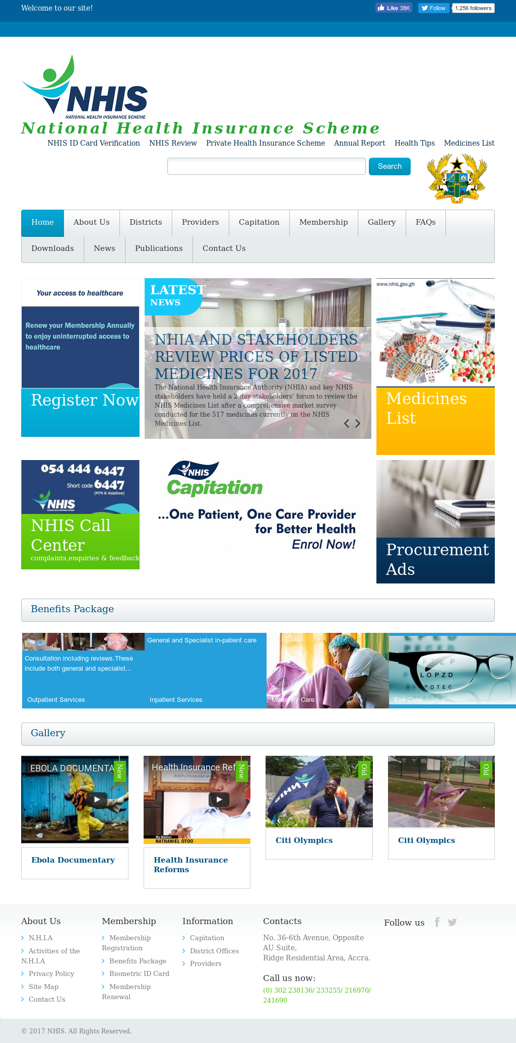 Nhis Competitors, Revenue and Employees - Owler Company Profile