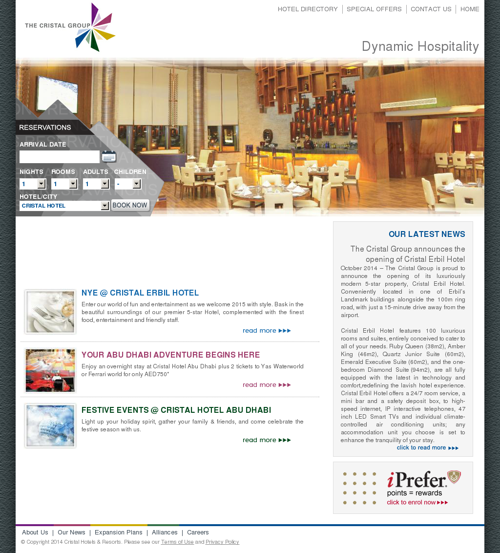 Cristal Hotels Competitors, Revenue and Employees - Owler Company