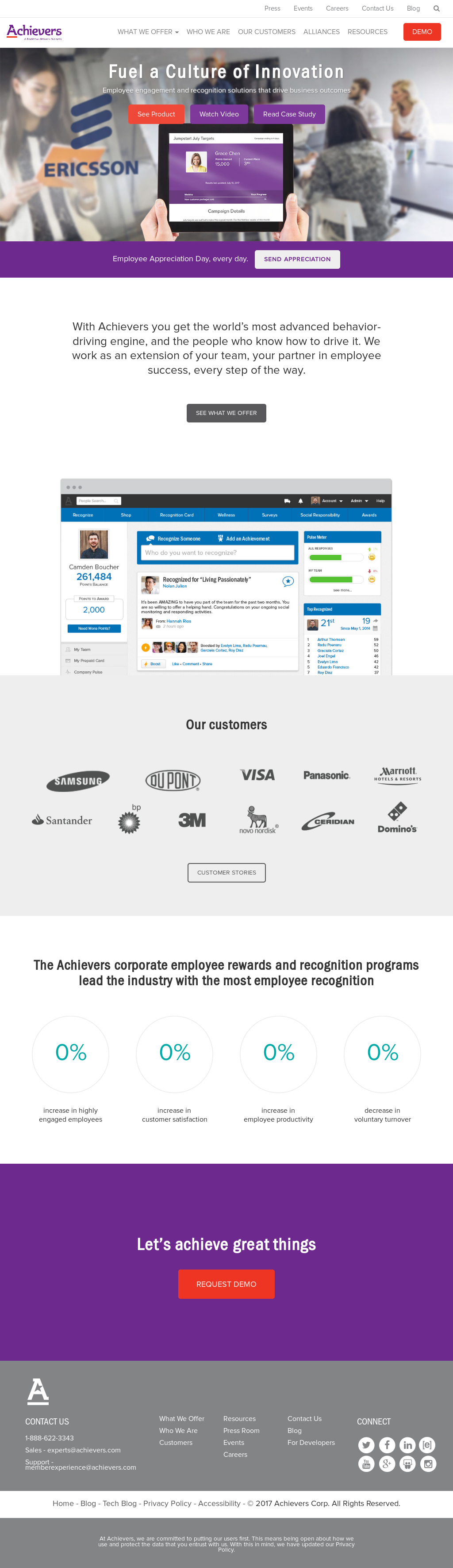 Achievers Competitors, Revenue and Employees - Owler Company