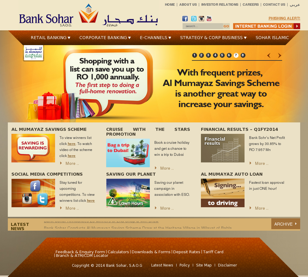 Bank Sohar Competitors, Revenue and Employees - Owler Company Profile
