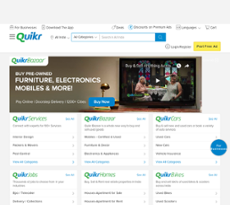 Quikr Competitors, Revenue and Employees - Owler Company Profile