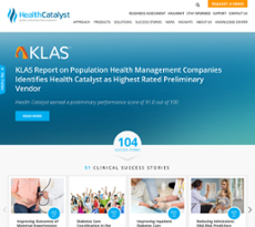 Health Catalyst Competitors, Revenue and Employees - Owler Company