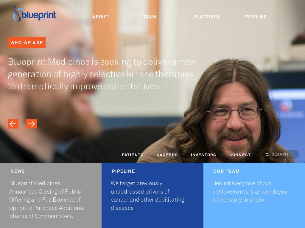 Blueprint competitors revenue and employees owler company profile blueprint website history malvernweather Choice Image