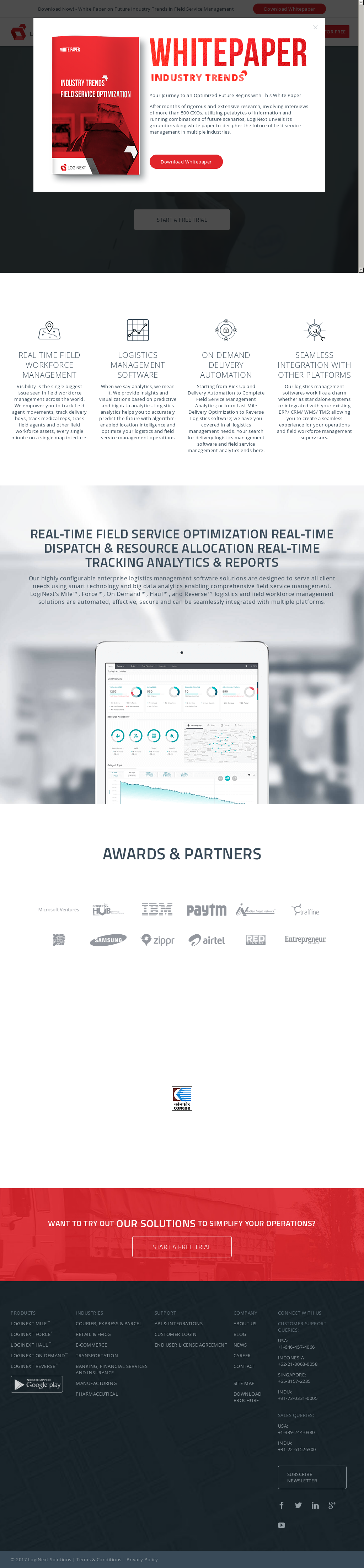 LogiNext Competitors, Revenue and Employees - Owler Company
