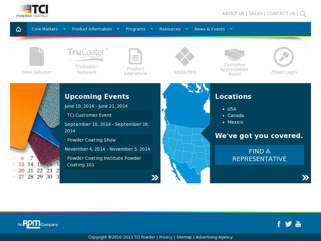 TCI Powder Competitors, Revenue and Employees - Owler Company Profile