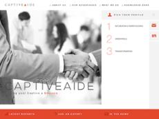 CaptiveAide website history