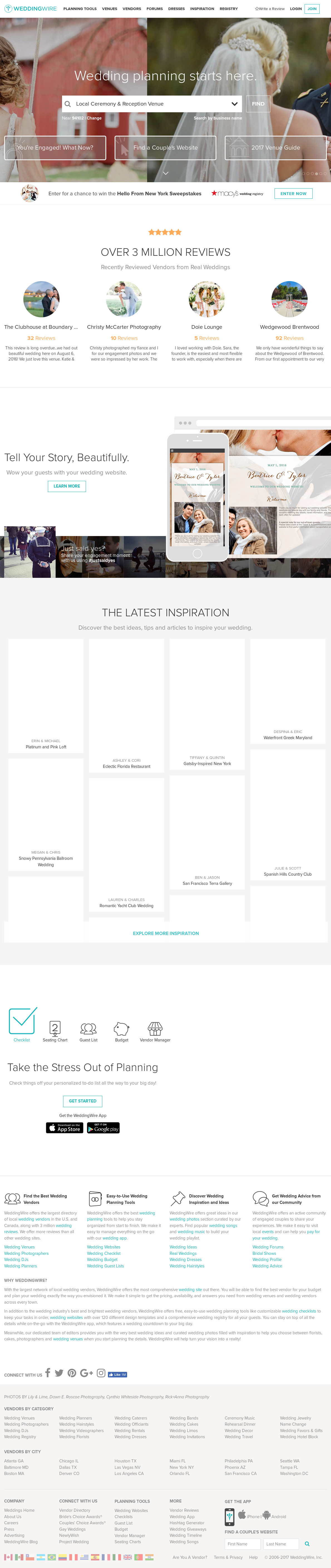 WeddingWire Competitors, Revenue and Employees - Owler Company Profile