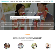 Weddingwire competitors revenue and employees owler company profile weddingwire website history junglespirit Choice Image