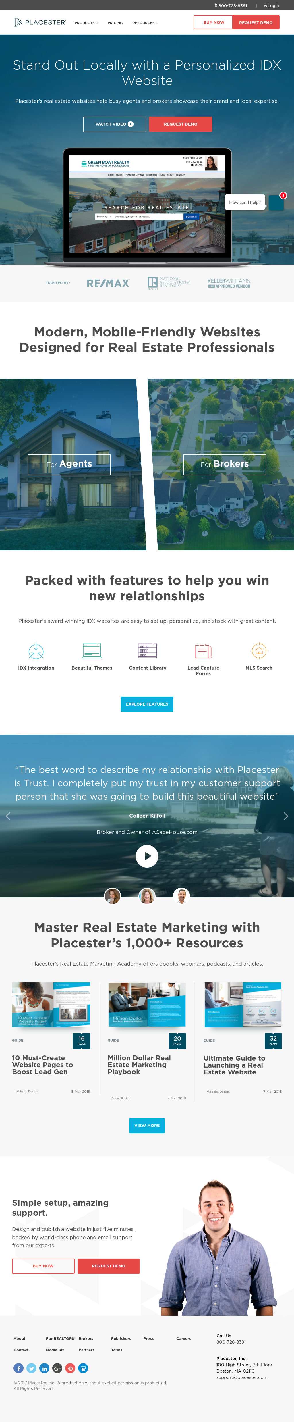 placester competitors revenue and employees owler company profile