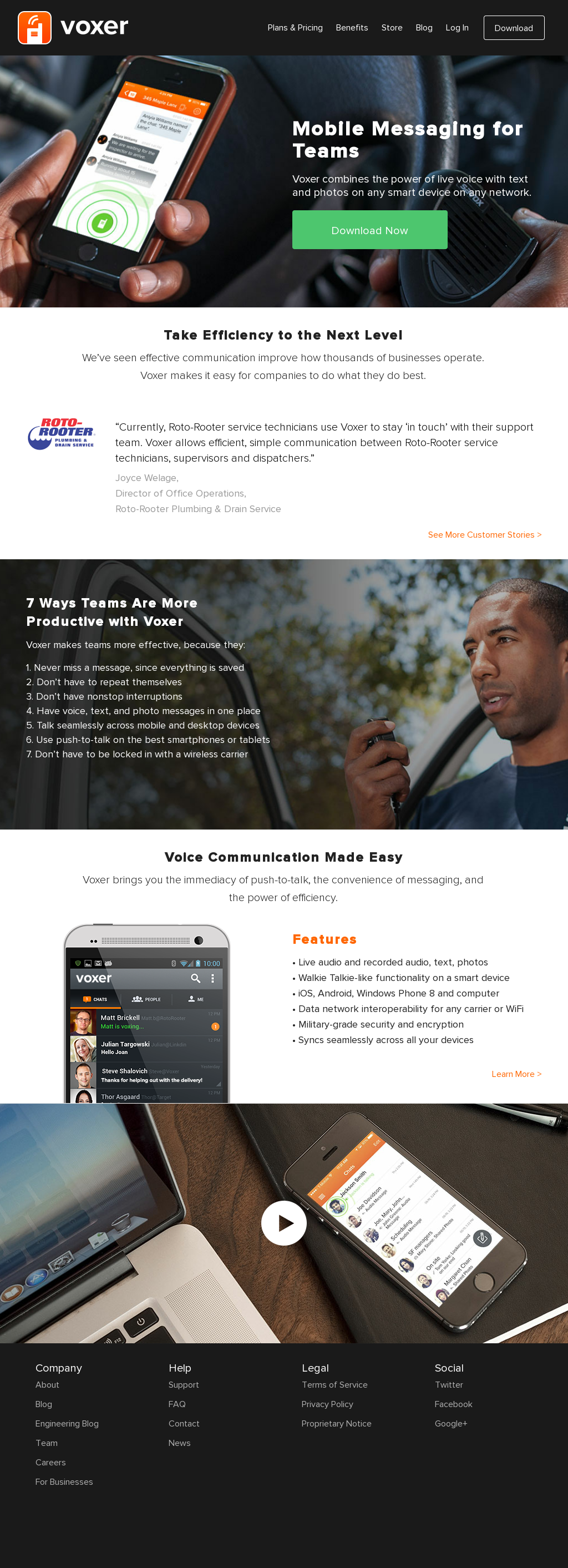 Voxer Competitors, Revenue and Employees - Owler Company Profile
