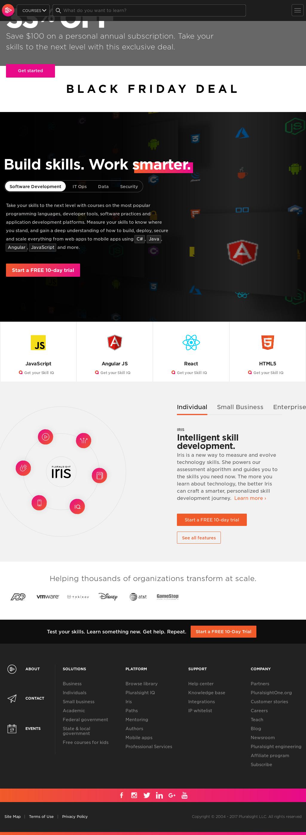 Pluralsight Competitors, Revenue and Employees - Owler Company Profile