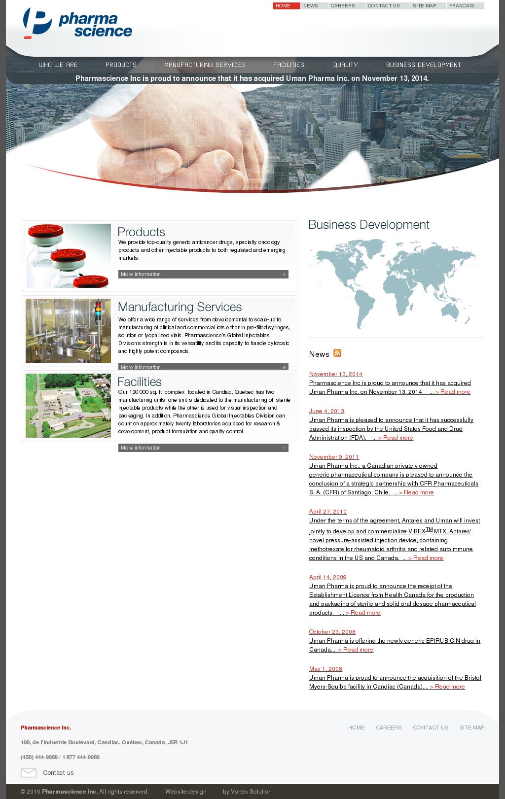 Uman Pharma Competitors Revenue And Employees